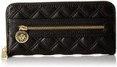 Anne Klein Dressed To Quilt Small Zip Around Wallet