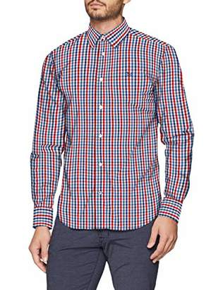 Crew Clothing Men's Crew Classic Gingham Casual Shirt,Small