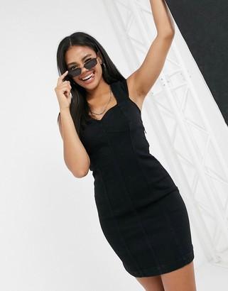 Volcom I'm Not Sweet Dress in black