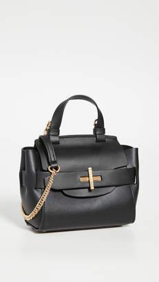 Zac Posen Brigette Belted Mini Crossbody Bag
