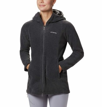 Columbia Women's Benton Springs II Long Hoodie Fleece Jacket