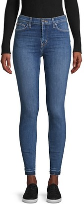 Hudson Blair High-Rise Skinny Jeans
