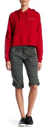 SUPPLIES BY UNION BAY Harriet Knit Waist Cargo Bermuda Shorts (Petite)