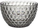 CB2 Prismatic Glass Smoke Bowl