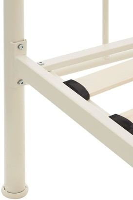 Ruby Metal Bed Frame with Mattress Options (Buy and SAVE!)