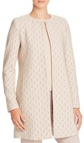 St. Emile Kate Geometric Patterned Coat