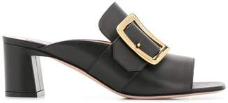 Bally Janaya open toe mules
