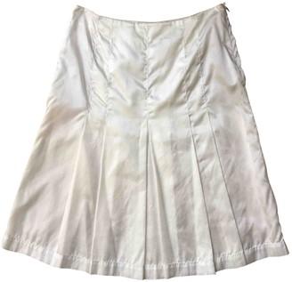 Prada White Skirt for Women