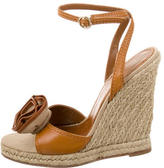 Saint Laurent Carmen Ankle Strap Sandals
