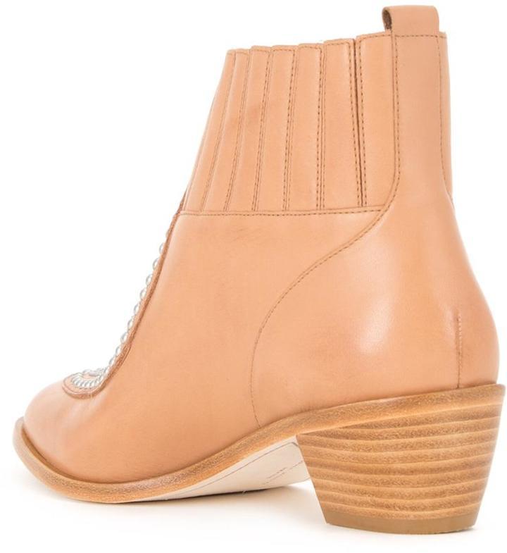 Sophia Webster Karina ankle boot