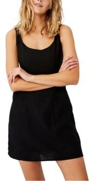 Cotton On Women's Woven Libby Strappy Mini Dress