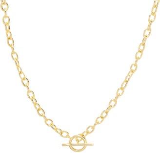 Gorjana Frankie Toggle Chain Necklace