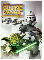 Star Wars The The Lost Missions DVD