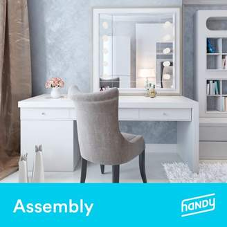 Bedroom Vanity Assembly by Handy