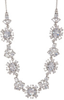 Marchesa CZ Frontal Necklace