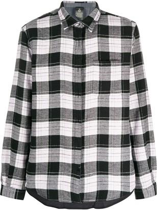 John Varvatos Checked Flannel Shirt