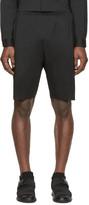 Christopher Kane Black Technical Shorts