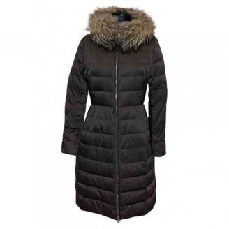 Carolina Herrera Brown Coat for Women