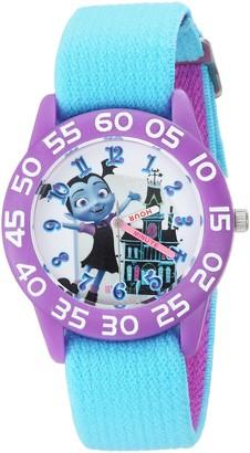 Disney Girls Vampirina Analog-Quartz Watch with Nylon Strap