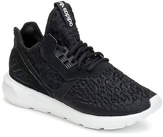 adidas TUBULAR RUNNER W women's Shoes (Trainers) in Black