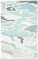 Ocean Seaglass Wool Rug