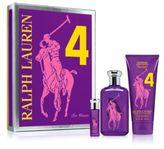Ralph Lauren Big Pony Rl Purple Gift Set Purple One Size