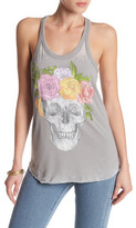 Chaser Printed Flowy Tank