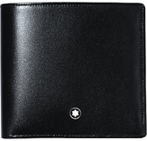 Montblanc Meisterstück 4 Card And Coin Pocket Leather Wallet, Black