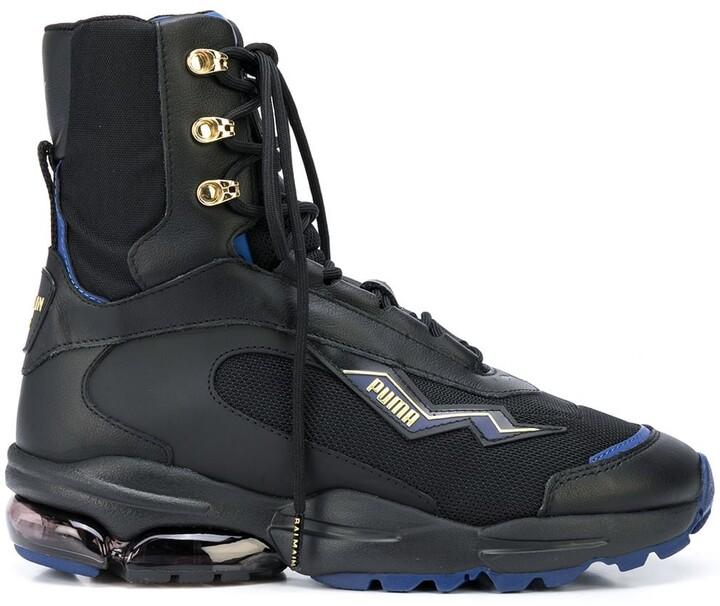 Mens Puma High Top Sneakers | Shop the