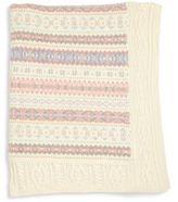 Ralph Lauren Baby's Fair Isle Blanket