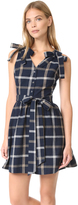 J.o.a. Plaid Dress