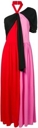 MSGM Colour Block Jumpsuit