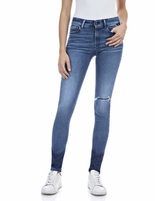 Replay Women's New LUZ Jeans