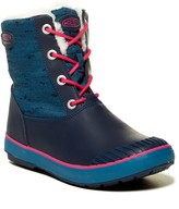 Keen Elsa Faux Shearling Lined Waterproof Boot (Big Kid)