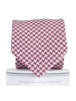 Draper James Collared Greens Gatsby Necktie