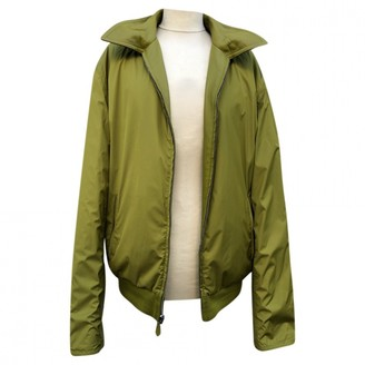 Hermes Green Leather Jackets