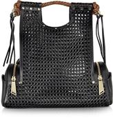 Corto Moltedo Priscilla New Black Bentota Tote Bag
