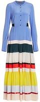Altuzarra Lobelia Stripe Maxi Dress
