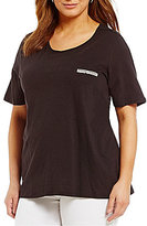 Westbound Plus Short Sleeve Tunic