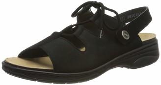 Rieker Women's 64570-00 Closed Toe Sandals