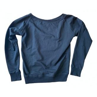 Obey Black Cotton Knitwear for Women