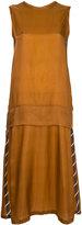 Toga Pulla tailored flared dress