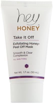Hey Honey Take It Off Exfoliating Honey Peel Off Mask