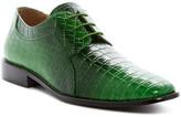 Giorgio Brutini 3 Eyelet Fade Croc-Embossed Oxford