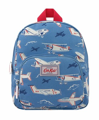 Cath Kidston Cath Kids In The Sky Collection Mid Blue Mini Backpack