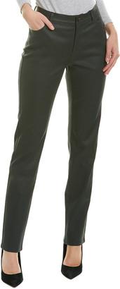Lafayette 148 New York Thompson Spruce Straight Leg Jean