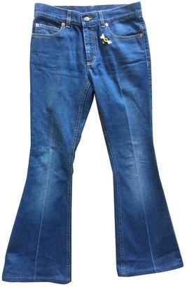 Gucci Blue Denim - Jeans Jeans