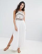 Glamorous Embelished Maxi Dress