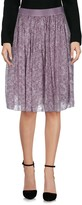 Adele Fado Knee length skirts - Item 35344280