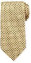 Stefano Ricci Neat Diamond Silk Tie
